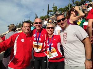 Maraton Atene Tjasa Snoj
